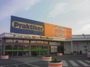 Globus/Praktiker Limburg